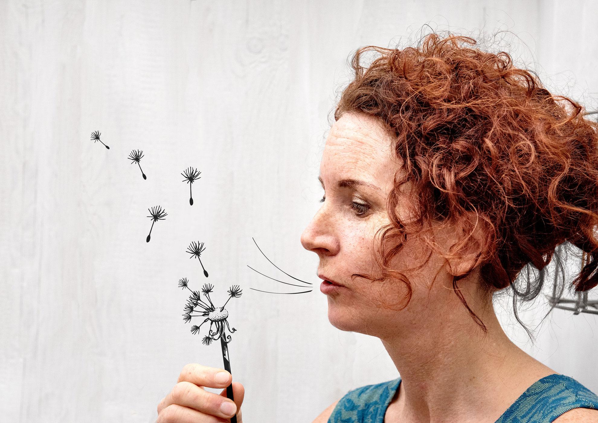 Katja Dell Porträt